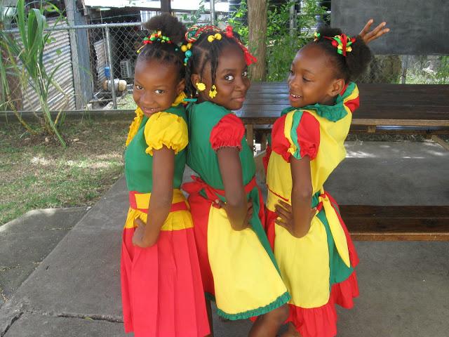 Grenadian Girls