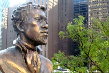 Jean-Baptiste Pointe DuSable: Founder of Chicago