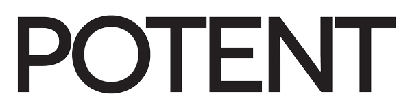 POTENT Magazine logo