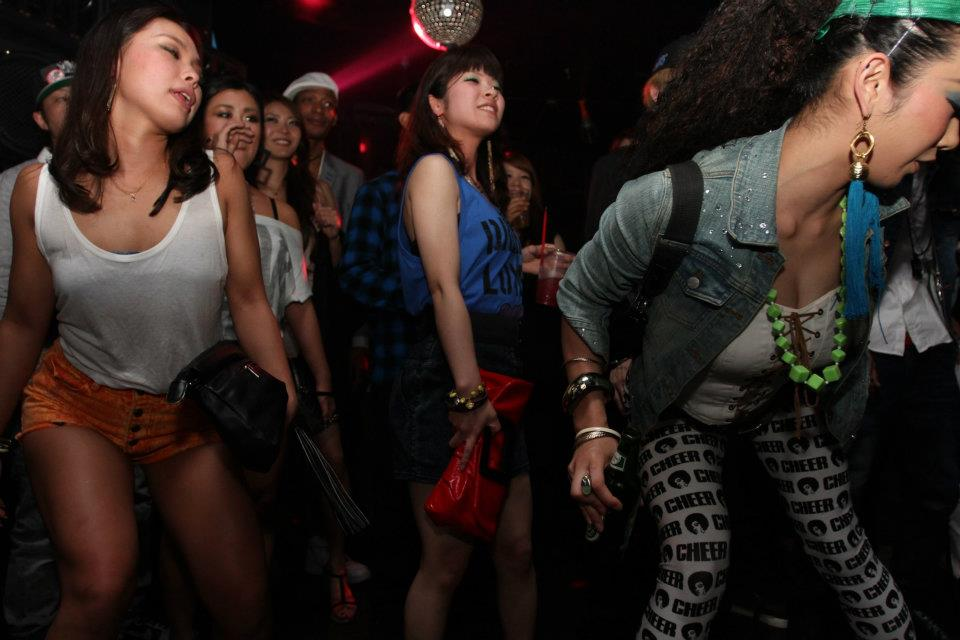 dancehall-party-tokyo