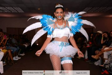 Boston Caribbean Fashion Week - Design Runway Presentation